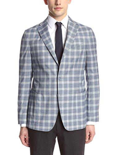 Gi Capri Men's Plaid Jacket