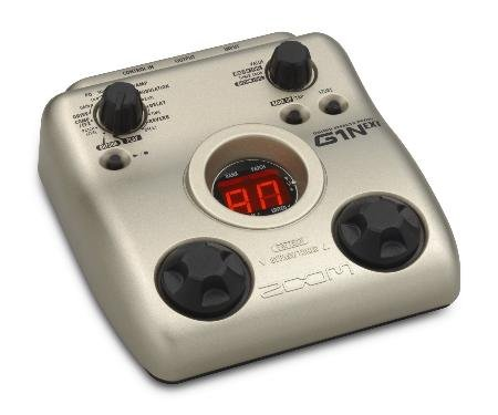 Discd G1N Guitar Effects Pedal With Headphones