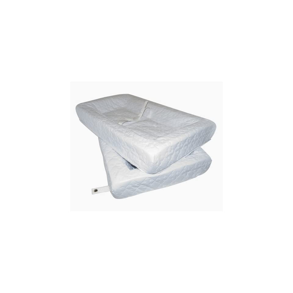 Rumble Tuff Contour Changing Pad, White, Compact