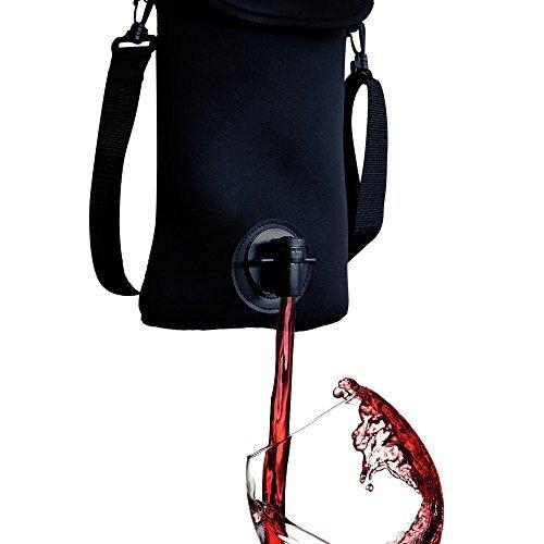 AstroChill® Wine Tote - Neoprene Wine Bag - Bag-In-Box Wine Tote - Wine On-The-Go - Great For Picnics, Beaches, Concerts & More (Box Wine Tote compare prices)