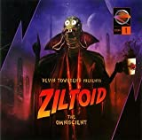Presents Ziltoid the Omniscient by Devin Townsend