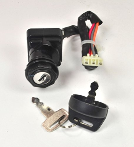 Ignition Key Switch For ARCTIC CAT 500 4X4 FIS MRP TRV TBX LE AUTOMATIC 2000-2006 (Ignition Switch Arctic Cat compare prices)