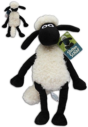 SHAUN T3 Nuovo Peluche Pecora Shaun 45 cm - SHAUN THE SHEEP good quality