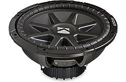 Kicker 10CVR124 12 800 Watts Dual 4 Ohm Comp VR Series Car Subwoofer