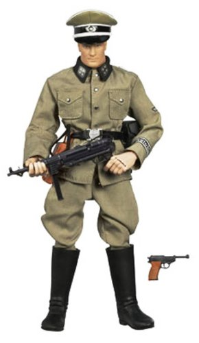 Picture of Hasbro Indiana Jones 12 Inch Figure - German Officer (B000XUBHAO) (Hasbro Action Figures)