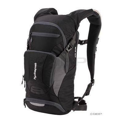 Hydrapak Big Sur Hydration Pack: Charcoal; 100oz