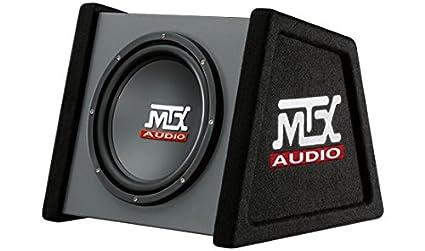 Ea Performance - Caisson Clos Avec Subwoofer Mtx Audio Rt10As 250W