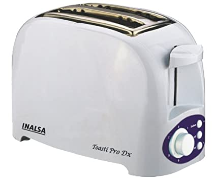 Inalsa Toasti Pro DX Pop Up Toaster