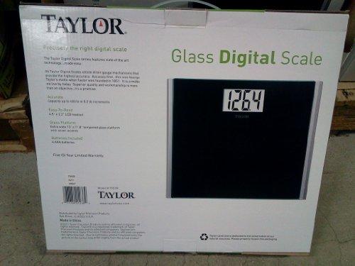 Image of Taylor Glass Digital Scale Model 7552B (B0076Q2Z3G)