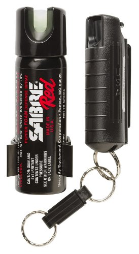 SABRE Pepper Spray Home & Away Protection Kit