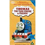Thomas the Tank Engine and Friends - Classic Collection: The Complete Second Series [VHS]