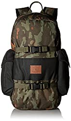DC Men's Crafter Backpack, Camo Lodge, One Size