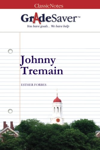 an analysis of johnny tremain by esther forbes Free download or read online johnny tremain pdf (epub) book the first edition of this novel was published in 1943, and was written by esther forbes the book was published in multiple languages including english language, consists of 322 pages and is available in paperback format.