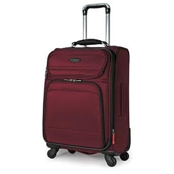 Samsonite Luggage Dkx 25 Exp Spinner Wheeled Suitcase, Burgundy, One Size