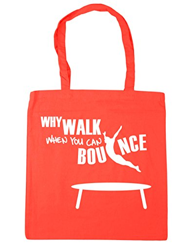 hippowarehouse-why-walk-when-you-can-bounce-trampolining-tote-shopping-gym-beach-bag-42cm-x38cm-10-l