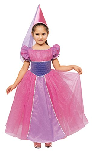 Child Large 10-12 - Gorgeous Glitter Princess Gown - Wonderfully Beautiful Flower Girl Gown Too! (Renaissance Skirt & Hat)