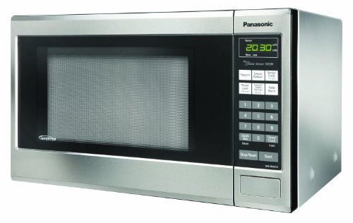 Countertop Microwave Reviews 2013 : ... Microwave makes a stylish and convenient addition to contemporary