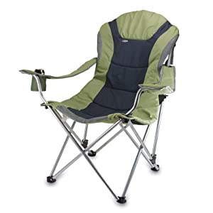 Amazon Com Picnic Time Portable Reclining Camp Chair