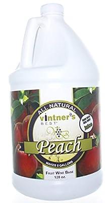 Vintners Best Fruit Wine Base-Peach