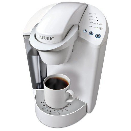 Keurig K45 Elite Coconut White Single Cup Home Brewing System (Keurig K45 White compare prices)