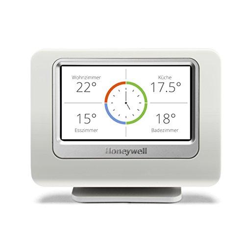 homexpert by honeywell thr993rt evohome sistema per il controllo della temperatura kit 3 zone. Black Bedroom Furniture Sets. Home Design Ideas