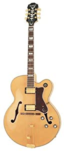 Epiphone ETBWNAGH1 Broadway Electric Guitar