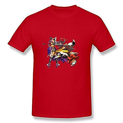 Men's Blade And Soul T Shirt Red