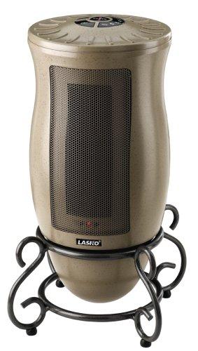 B000JQZ30M Lasko 6410 Designer Series Oscillating Ceramic Heater