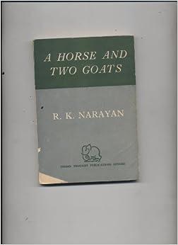A Shadow by R.K. Narayan