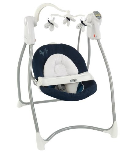 Graco Lovin' Hug Swing (Butterfly Blue)