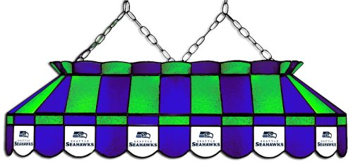 Imperial-Officially-Licensed-NFL-Tiffany-Style-Stained-Glass-BilliardPool-Table-Light-Seattle-Seahawks