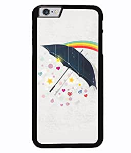 PrintVisa Plastic Multicolor Back Cover For Apple iPhone 6S