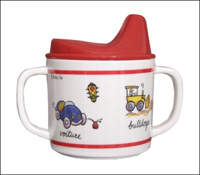 Baby Cie Melamine Sippy Cup Transportation Tranports fire engine red - Buy Baby Cie Melamine Sippy Cup Transportation Tranports fire engine red - Purchase Baby Cie Melamine Sippy Cup Transportation Tranports fire engine red (Baby Cie, Home & Garden, Categories, Kitchen & Dining, Tableware)