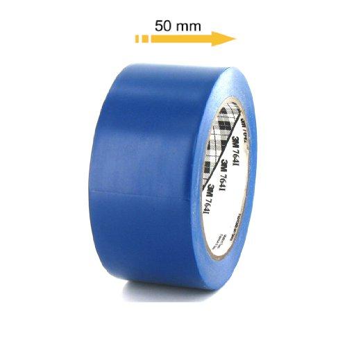 ruban-adhesif-vinyle-3m-764-bleu-50mm