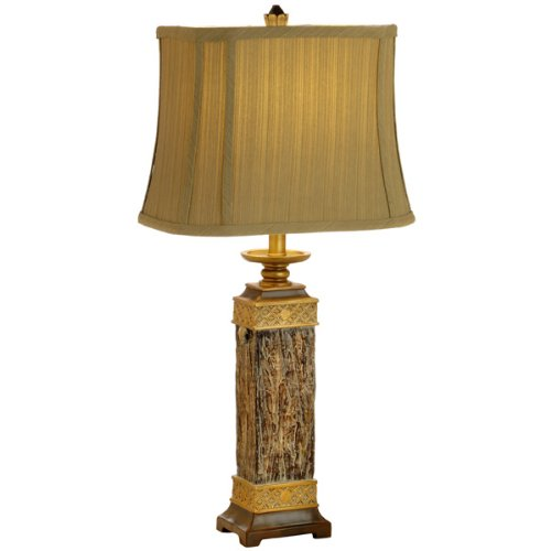 TRADITIONAL VINTAGE STYLE HAMPSTEAD TABLE LAMP (7498) - 75cm HIGH ** HALF-PRICE SPECIAL OFFER ** RRP LIST PRICE £159.95