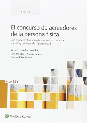 Concurso de acreedores de la persona física,El (Temas)