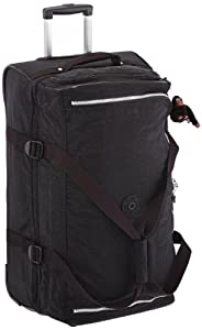 Kipling Travel Duffle Teagan M, Black, K13367900