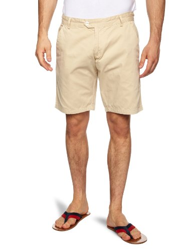 Soulland Berliner Men's Shorts Beige Small