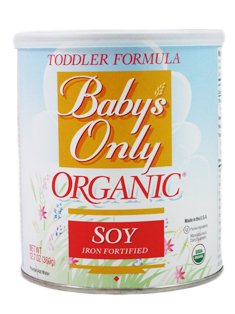 Nature's One: Baby's Only Organic Soy Iron Fortified Toddler Formula (6 X 12.7 Oz) - 1