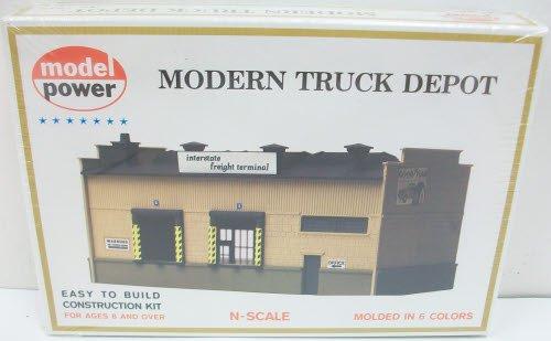 N KIT Modern Truck Depot - 1