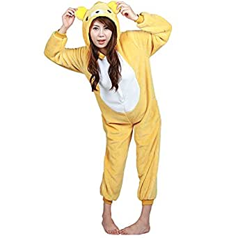 Anime Cosplay Kuma Onesie Size/s: Adult Sized Costumes: Clothing