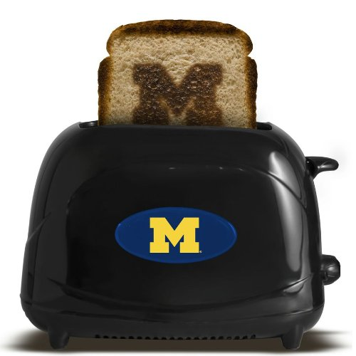 NCAA Michigan Wolverines U Toaster Elite at Amazon.com