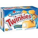 Hostess Twinkies, 10 Boxes (100 Pieces) (Tamaño: 100 units)