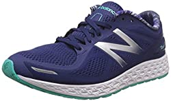 New Balance Womens Navy Running Shoes - 5 UK/India (37.5 EU)