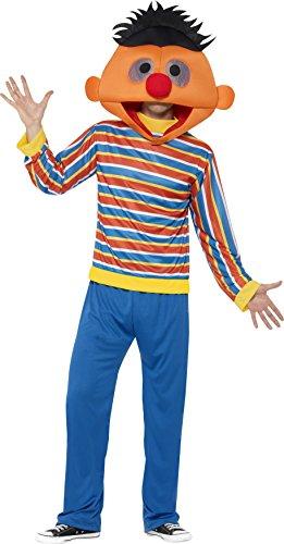 Smiffy's Unisex Official Sesame Street Ernie Costume (Medium - Large)