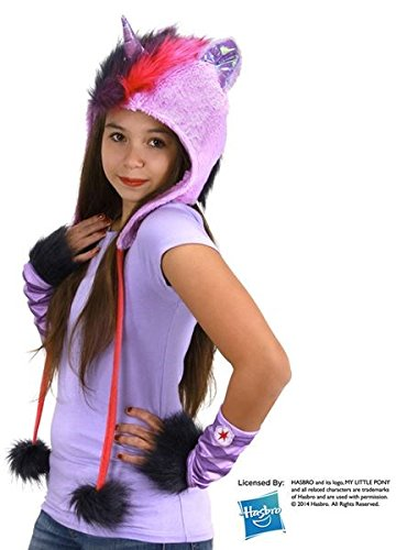 Elope My Little Pony Twilight Sparkle Glovettes