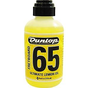 Dunlop Ultimate Lemon Griffbrettöl · Pflegemittel Gitarre/Bass