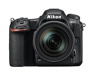Nikon D500 DX-Format Digital SLR with 16-80mm ED VR Lens