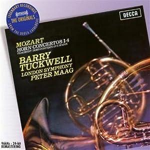 Mozart: The Horn Concertos (DECCA The Originals)
