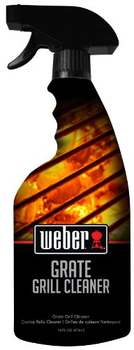 Weber Grill Cleaner Spray – Professio…